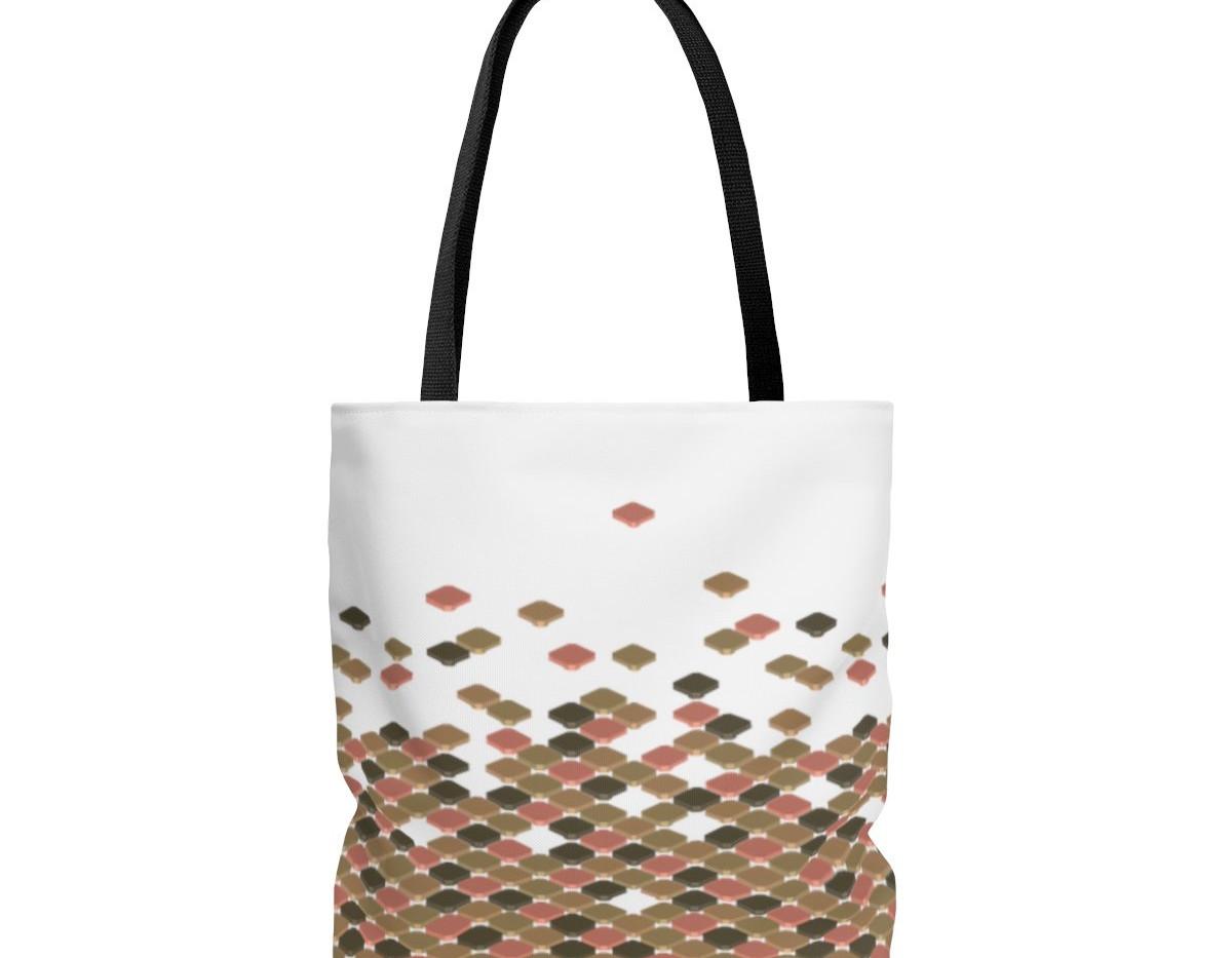 Tote Bag Cerda Pattern