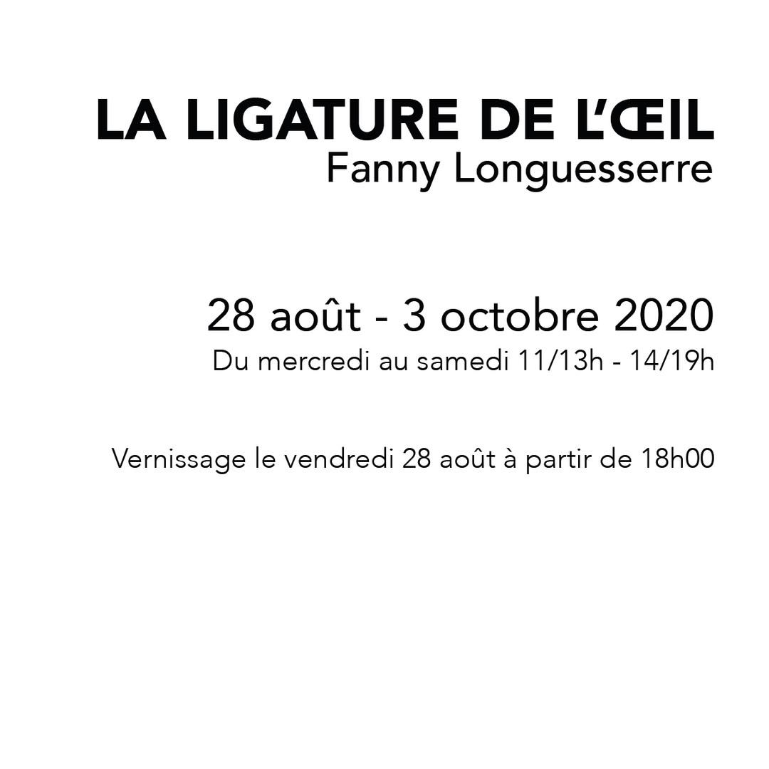 Carton Fanny Longuesserre Verso