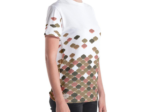 T-Shirt Cerda Pattern Femme