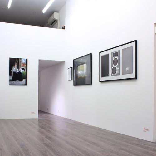 Vue de l'exposition LA PREMIÈRE