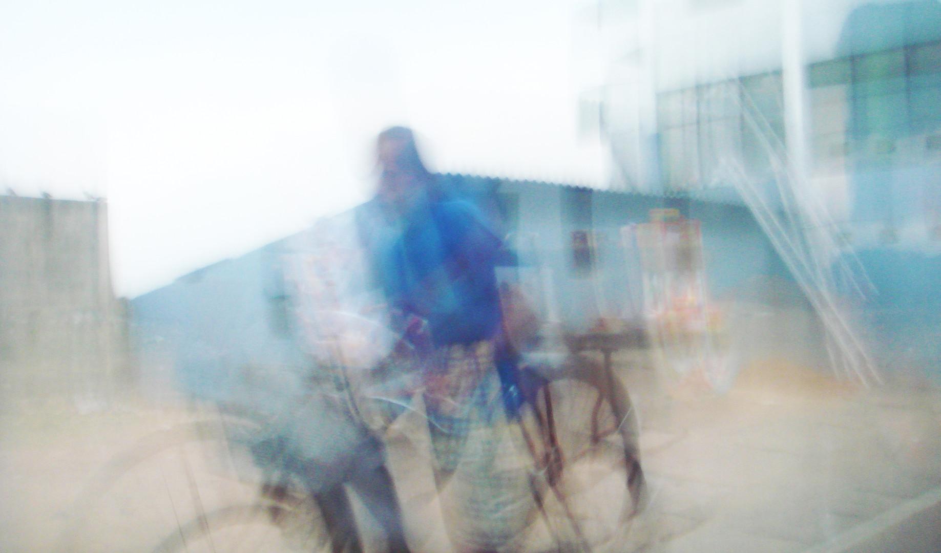 Road Movies N°31 - le vélo bleu