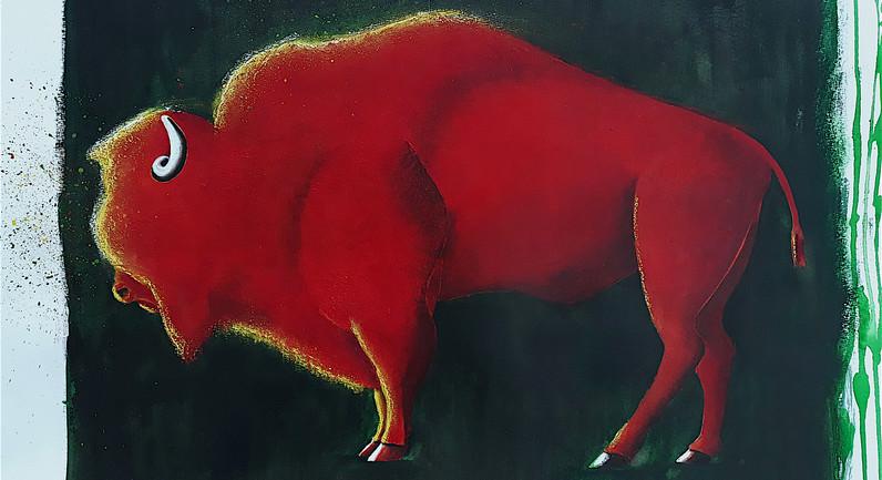 Marche puissants 2 : Bison Bison