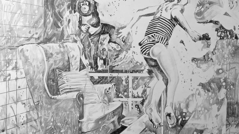Dessiner la peinture - Le syndrome de Pygmalion 0