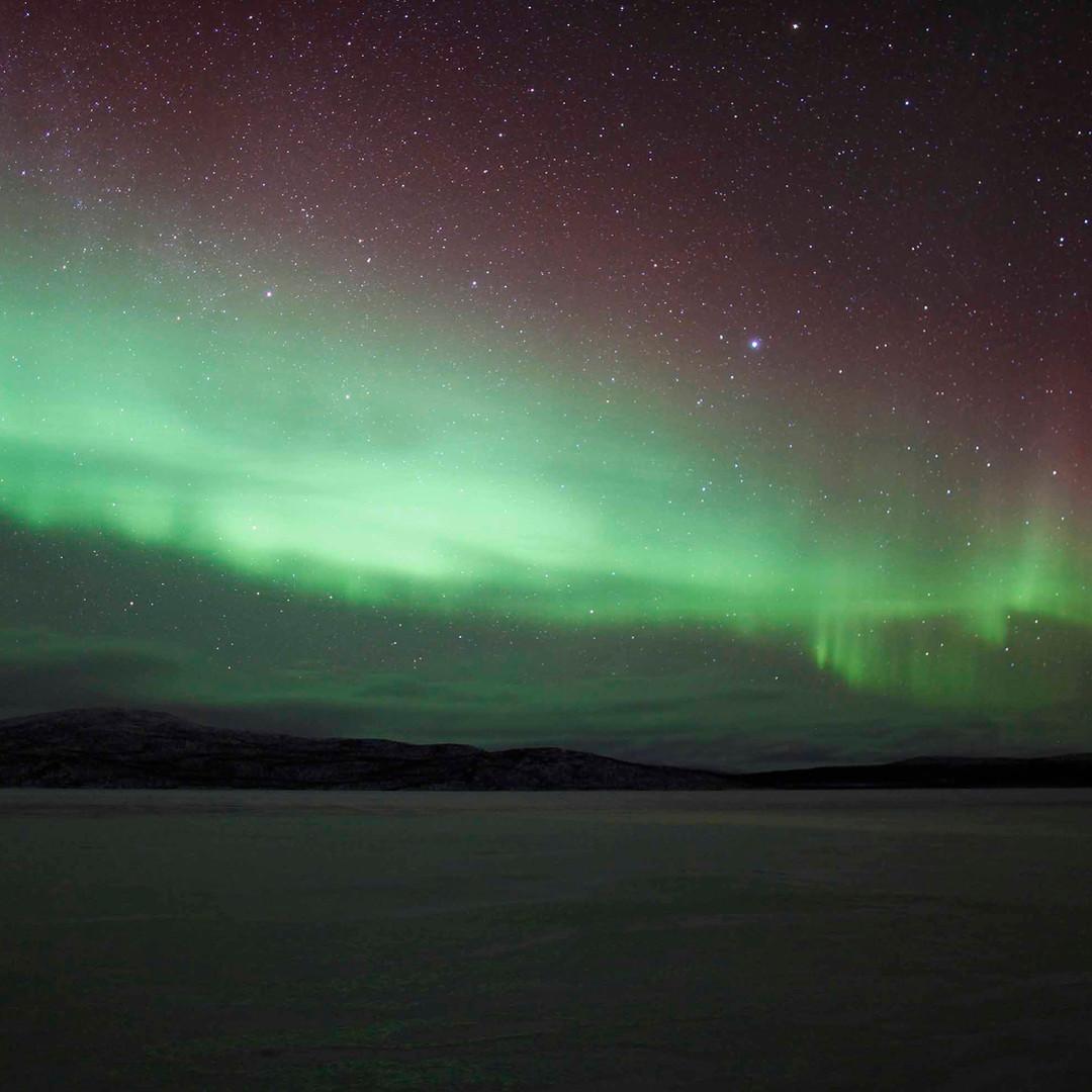 Aurora Borealis - Sandra