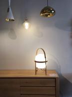 Lampe Cesta - Santa & Cole -1962