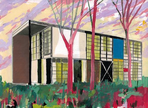 Belliard Jean-Yves - Eames House