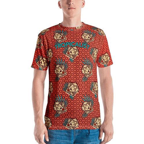 T-shirt Safari Wax Lion (Homme)