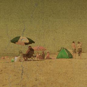 Fos-sur-Mer, plage du Cavaou