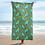 Thumbnail: Elephant Safari Wax Towel
