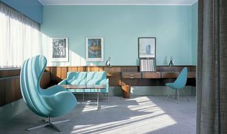 Hotel SAS Royal - Arne Jacobsen