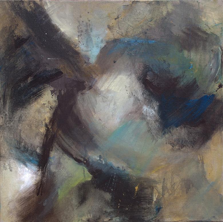 2007 Acrylique sur toile 70x70 cm