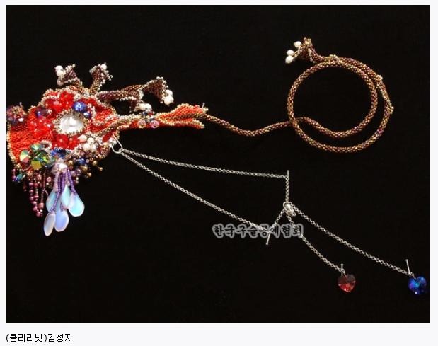 2004 한국구슬공예대전 수상작품 17