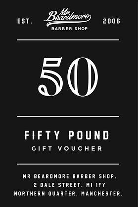£50 Voucher