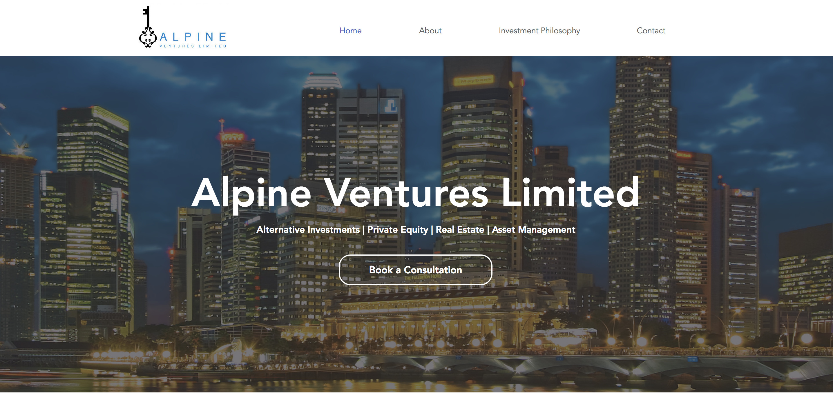 Alpine Ventures Ltd