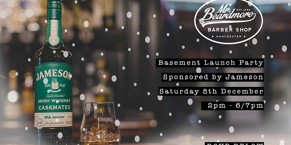 Jameson Basement Opening Night