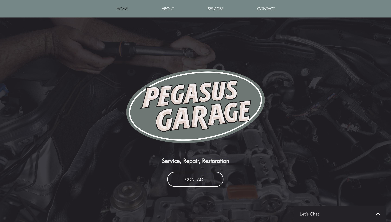 Pegasus Garage Kent