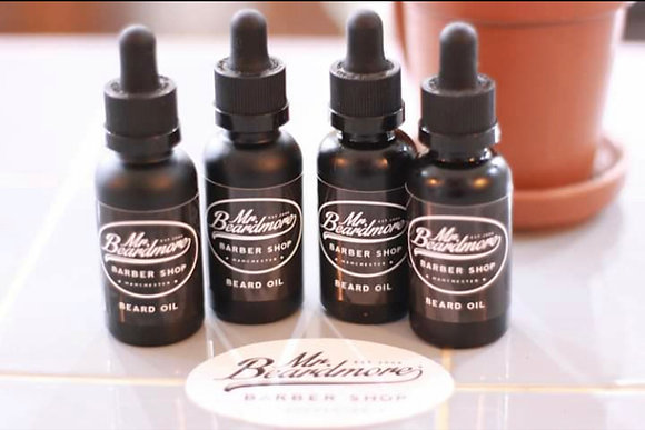 Mr Beardmore's Beard Oil