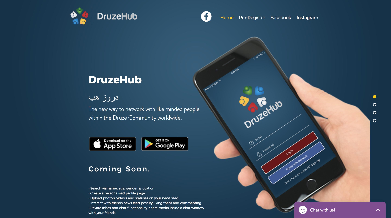 Druze Hub App