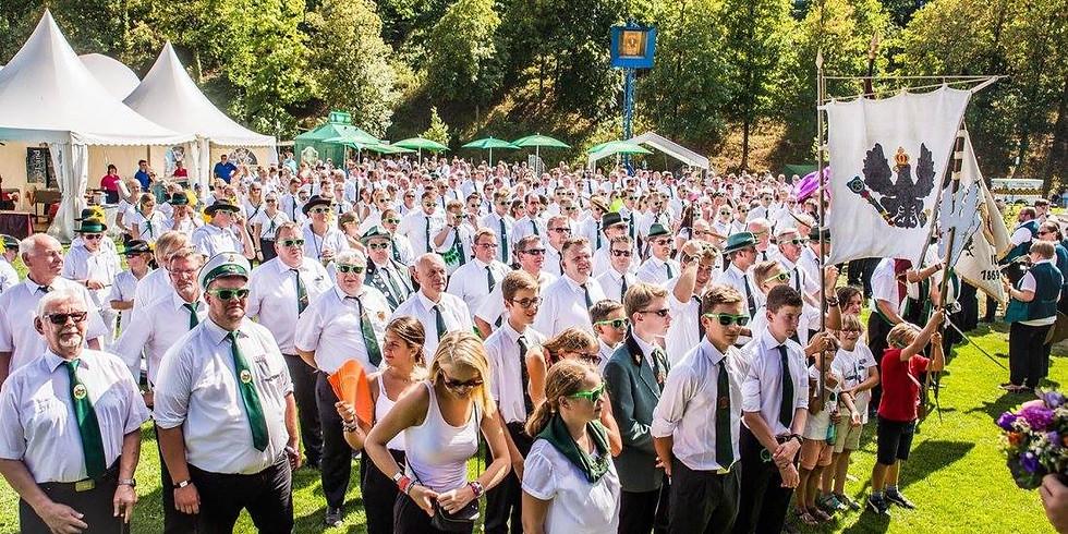Kreis- und Jubiläumsschützenfest