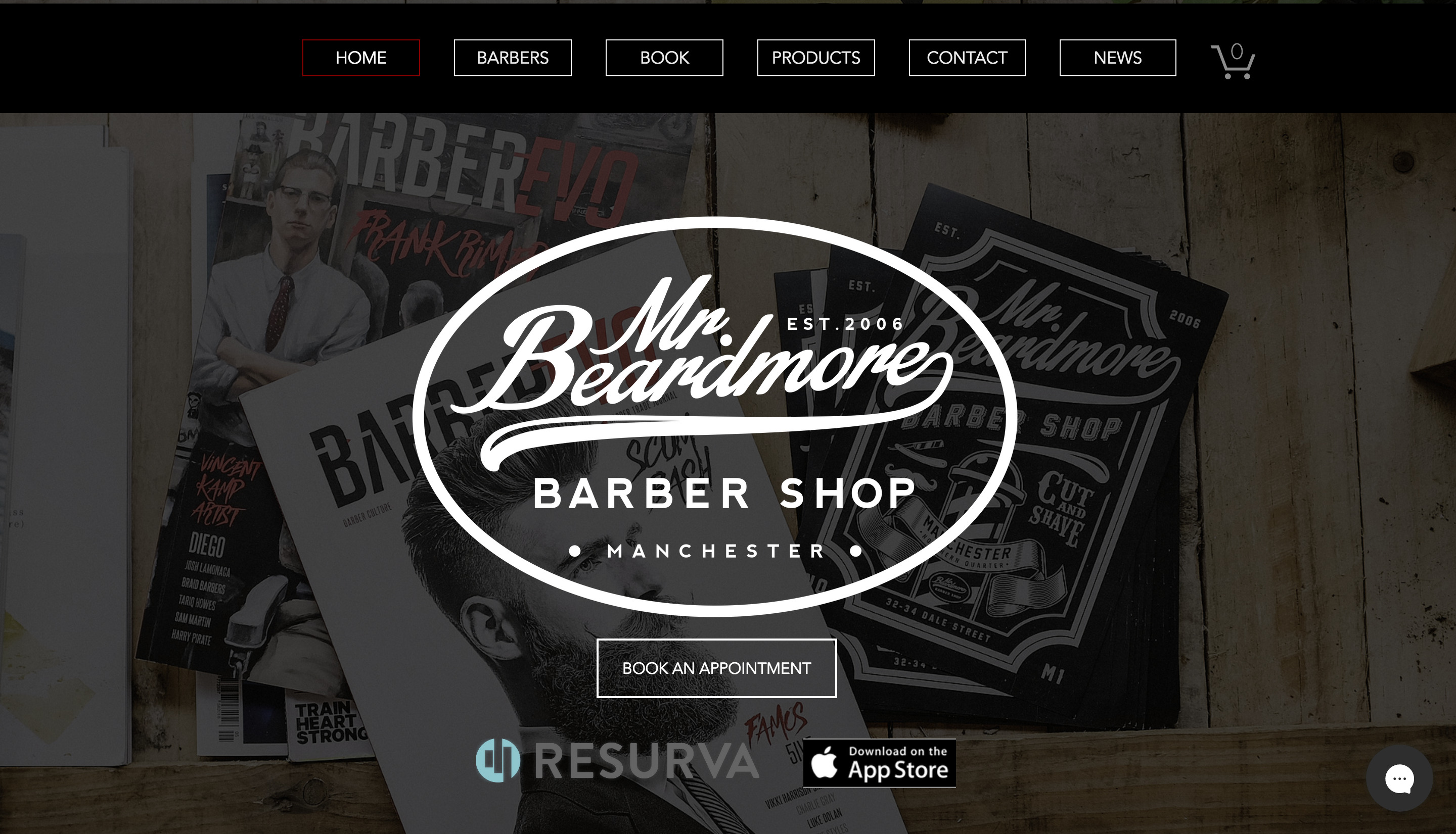 Mr Beardmores Barber Shop