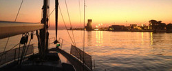 sunset sailing_edited