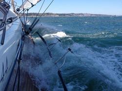 harfang sailing is safe