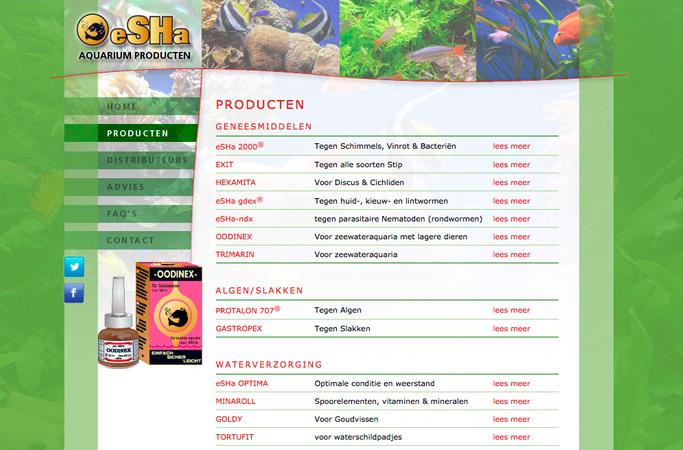 website eshalabs