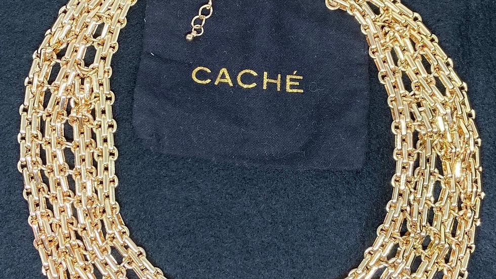 Cache Collar Necklace