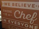 相信每個人的骨子裡都住著個主廚
