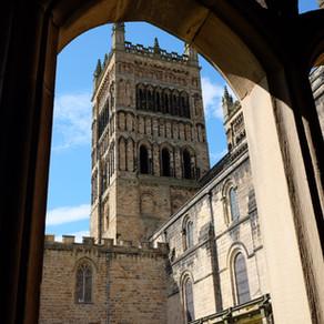 【杜倫走讀】英國諾曼式的指標性建築|Durham Cathedral