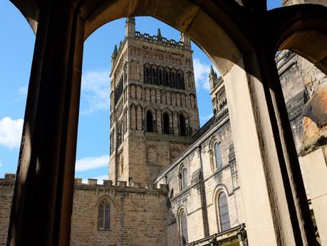 【杜倫走讀】英國諾曼式的指標性建築 Durham Cathedral