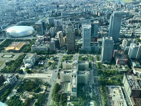 前世今生。都市遠見   台北「信義計畫區」
