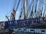 大船入港|波士頓港的可遇不可求 - 百年憲法號巡防艦出航