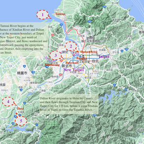 North Taiwan's River Heritage - Daxi