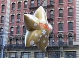 紐約梅西感恩節大遊行