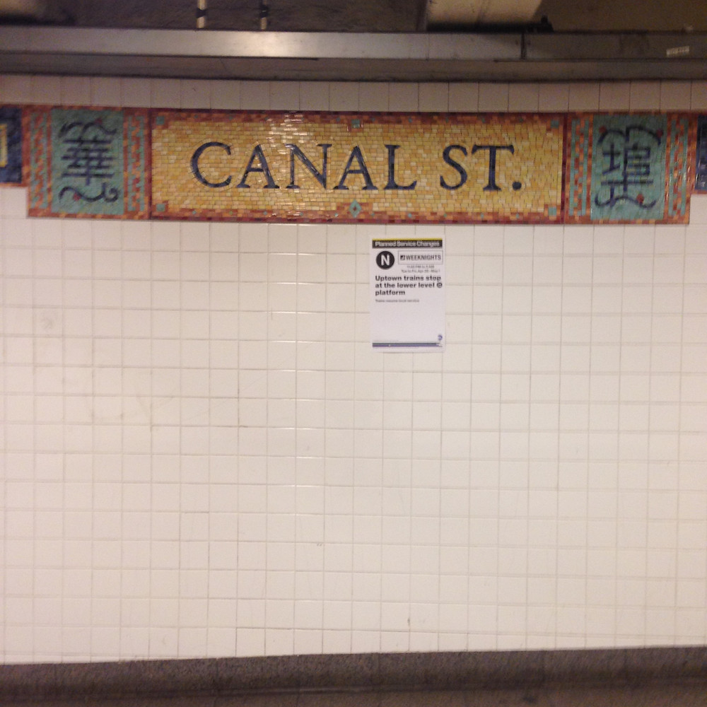canal st.