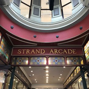 維多利亞式的商業場域 | The Strand Arcade