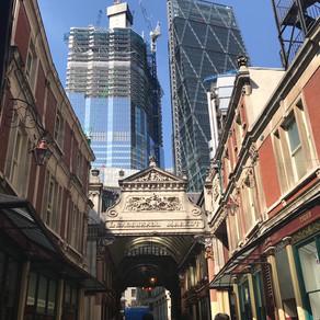 Leadenhall Market|位在羅馬倫敦的CBD