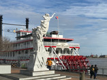 工業遺產的觀光化|蒸汽船遊密西西比河