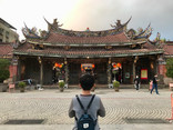 【大龍峒走讀】UNESCO Award | DalongDong Baoan Temple, Taipei (Mural Paintings)