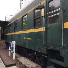 不止台灣, 上海也有火車概念的遊玩地