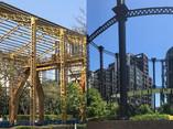 工業風主題公園|倫敦。中山。