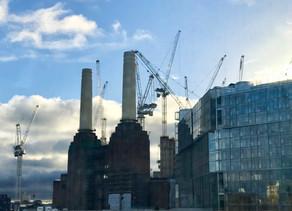倫敦的工業建築再上浪頭|Battersea Power Station