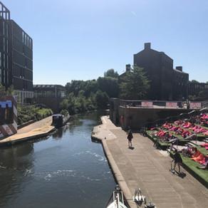 大運河小印象|蘇州平江運河 v.s. 倫敦攝政運河