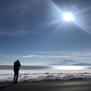 北美天空之鏡|大鹽湖