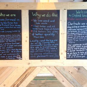 從木材回收工坊看英國的「回收」生活型態