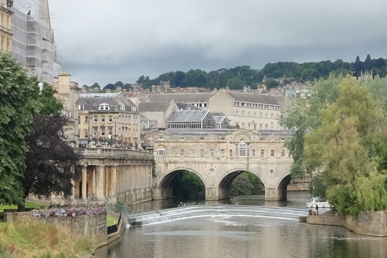Pulteney Bridge,Bath, England