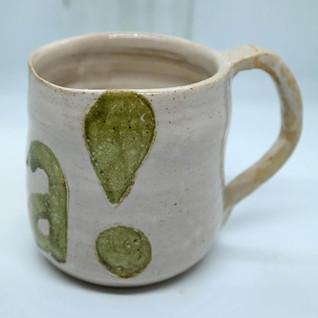 handthrown mugs