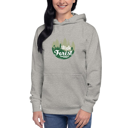 High Forest Duo Unisex Hoodie