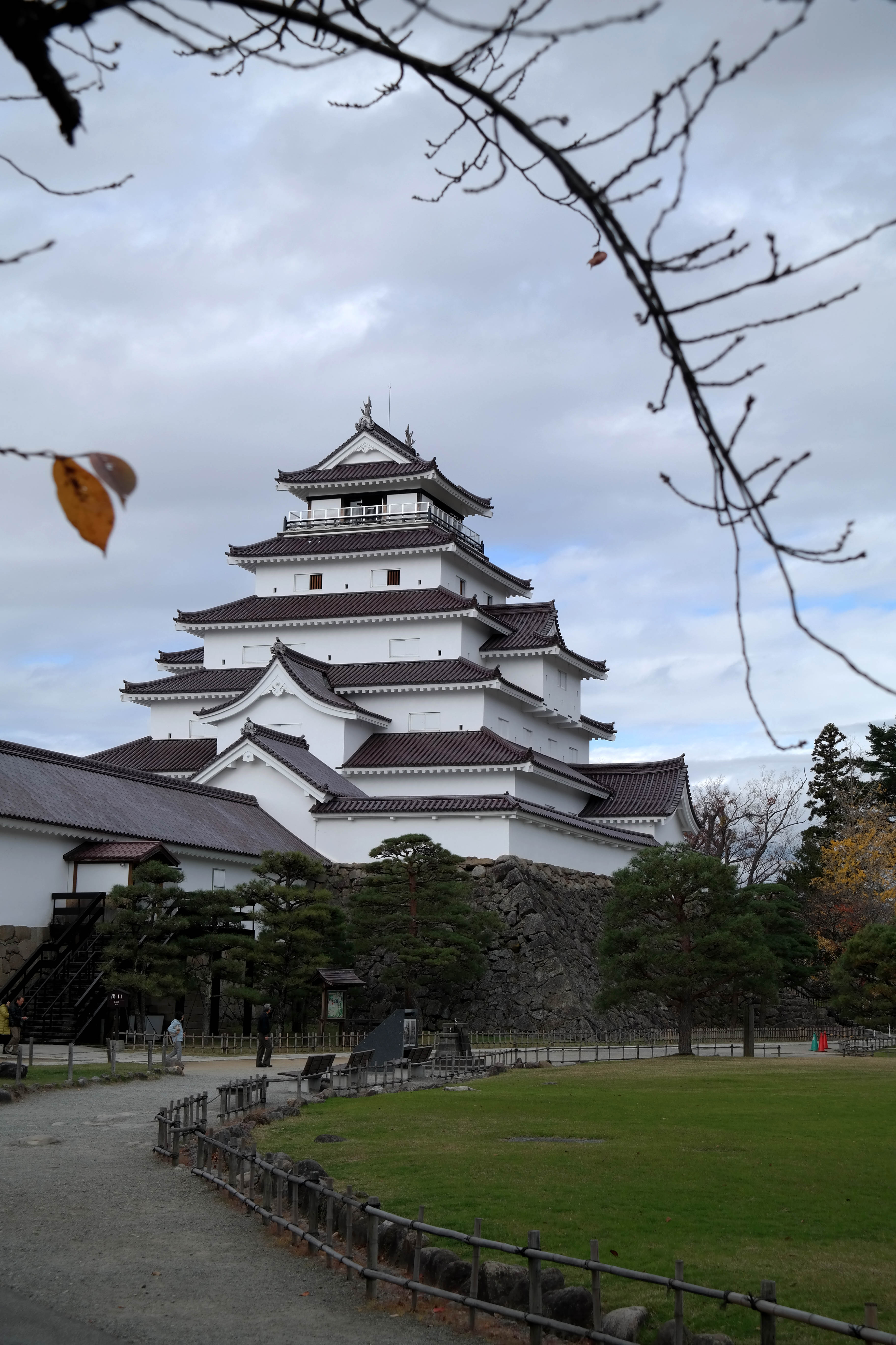 aizu castle